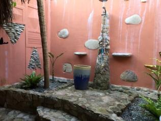Paradise Bungalow bathroom