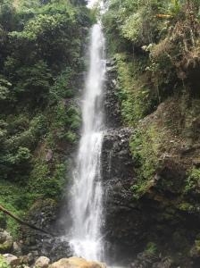 Malanting waterfall