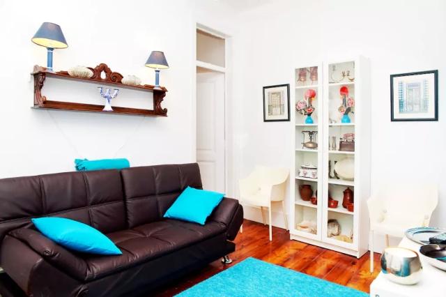 Lisbon apartment $90/nt