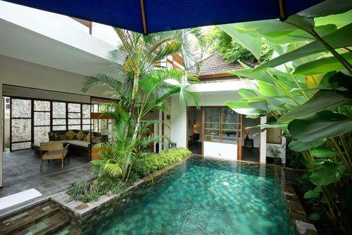 Private pool - Tegal Sari Resort
