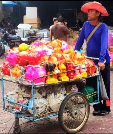 Chinatown vendor