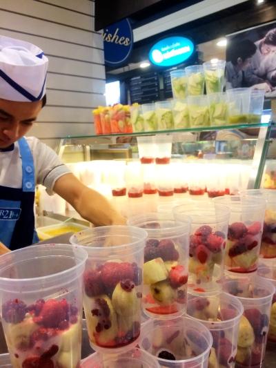 fresh juice food court