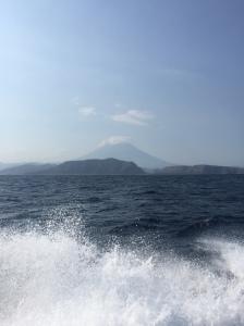 Leaving Gili Air Island