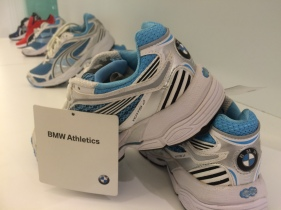 BMW running shoes