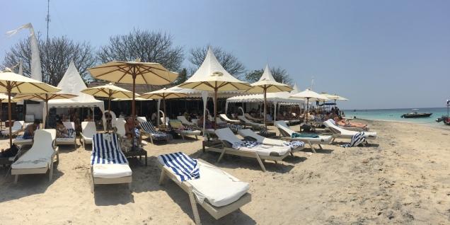 Scallywags Beach Club