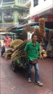 Worker in Chinatown