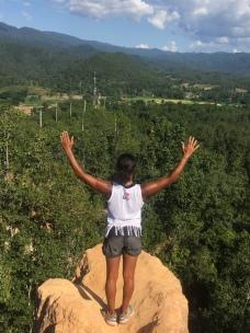 Stupid move at Pai Canyon