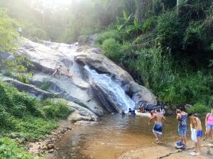 Mo Paeng Waterfall - Pai