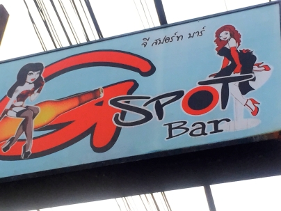 Prostitution bar in Patong