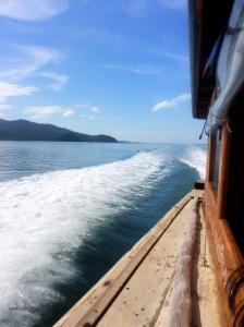 Leaving Koh Yao Yai