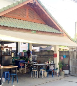 Famous Khao Soi place