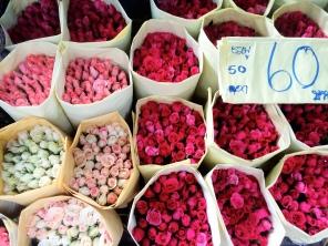 Roses - Flower Market