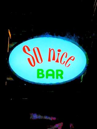 So Nice Bar