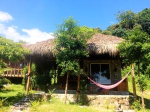 Our bungalow at Paradise Bungalows