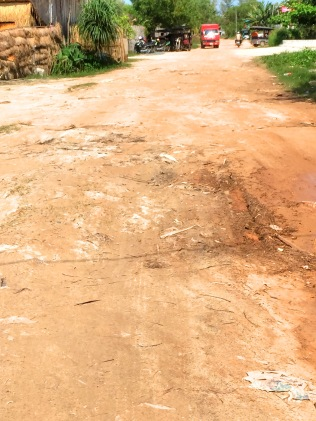 Roads on Otres Beach II