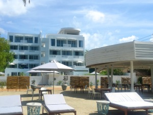Newer resort on Otres Beach II