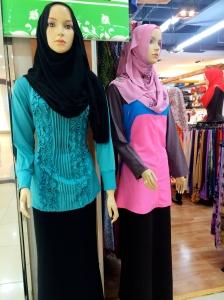 Muslim attire store