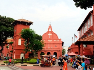 Dutch Square - Malacca