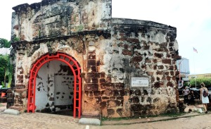 Porta de Santiago Famosa