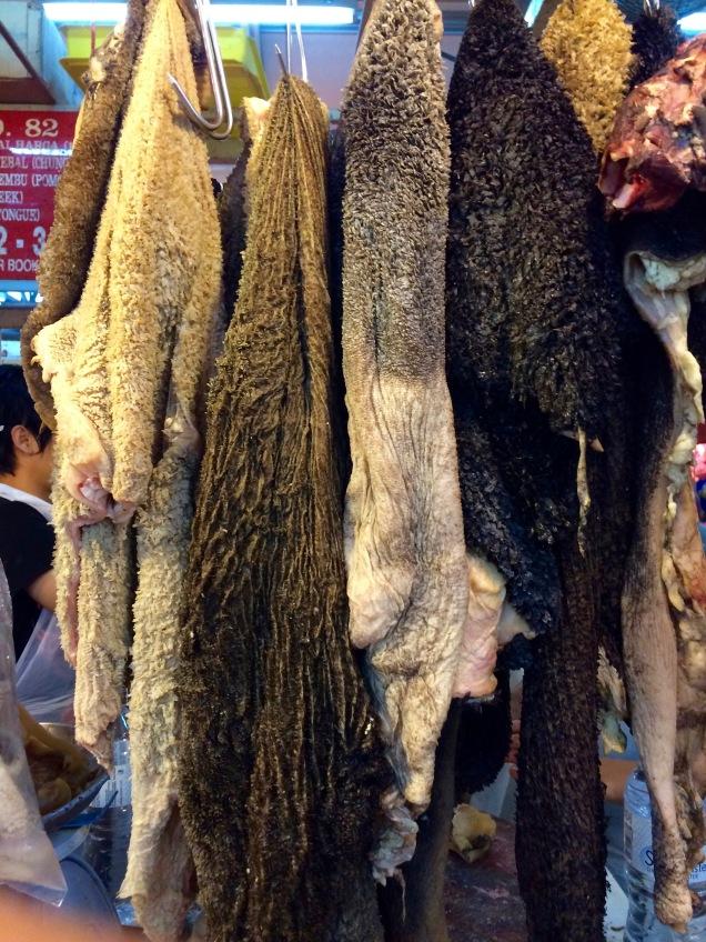 Cow stomach - Chowkitt Market Kuala Lumpur