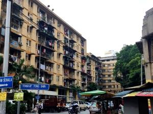 Bintang area Kuala Lumpur