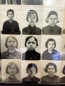 Cambodian female victims of S21