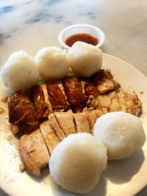 Chicken & Rice Balls