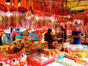 Street vendor -Penang