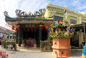 Yap Kongsi Temple - Penang