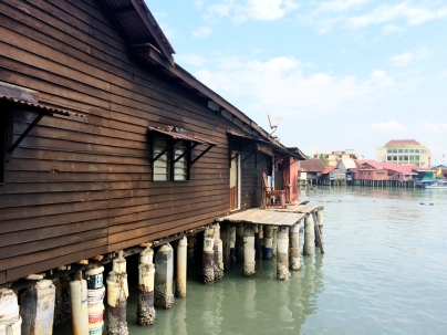 The Chew Clan Jetties - Penang