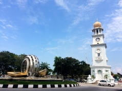 ubilee Clock Tower, Georgetown Penang