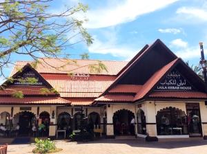 Laila Kebob restaurant
