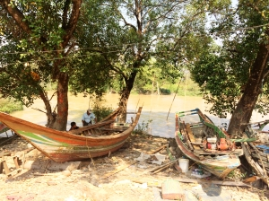Fisherman's Village - Dala, Burma