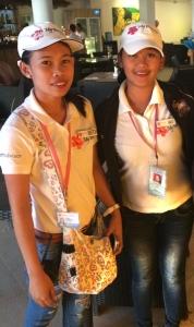 Beth & Ara