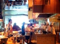 Radisson Blu breakfast buffet