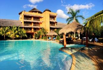 Coco Grove Hotel pool #1