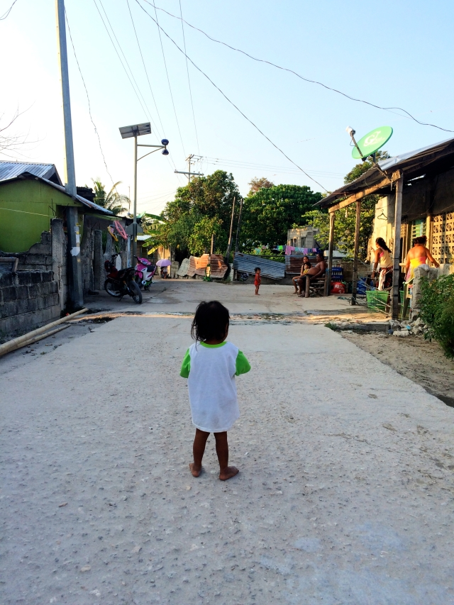 Malapascua town