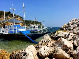 Malapascua boat