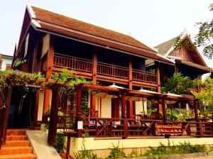 Villa Laodeum Nam Khan View Guesthouse