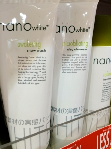 Nano White - Snow wash