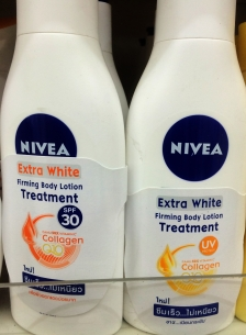 Nivea - Extra white lotion