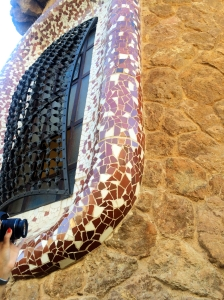 Casa Museu Gaudi (his house)