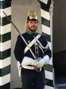 Lisbon guard