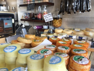 Portuguese cheeses