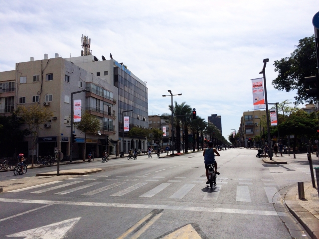 Daytime on Yom Kippur