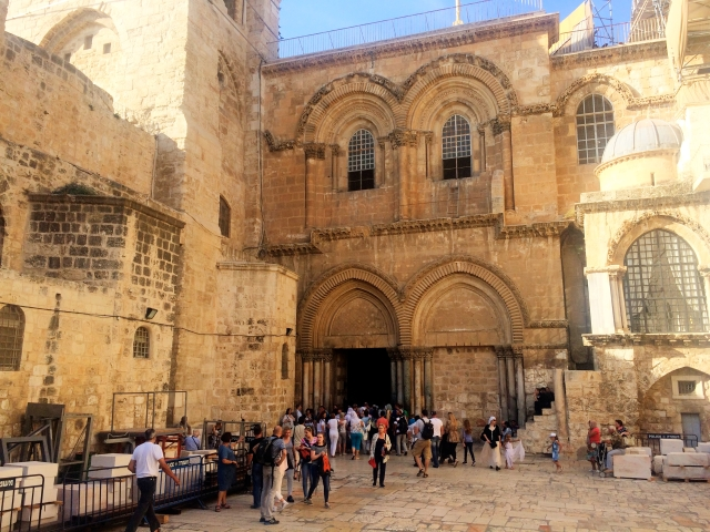 Church of th Holy Sepulchre