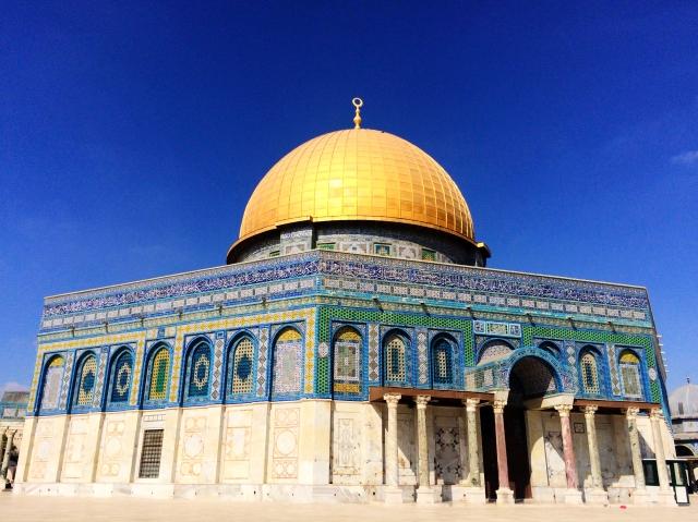 Temple Mount (aka Mount Zion)