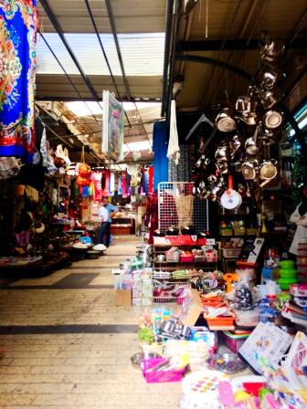 Market in Nazareth