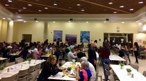 Masada Hostel Cafeteria