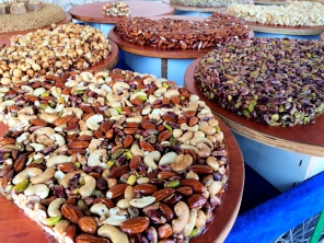 Persian nut bars